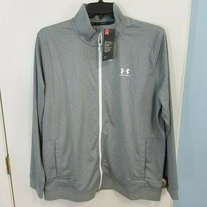 Under Armour Sportstyle Tricot Jacket sz 2XL
